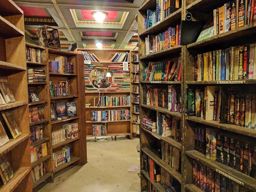"""""""The Last Bookstore"""""""