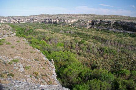 Langtry, The Rio Grande