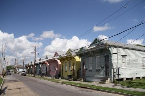 North of the Garden District