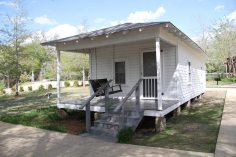 Elvis's first home in Tupelo