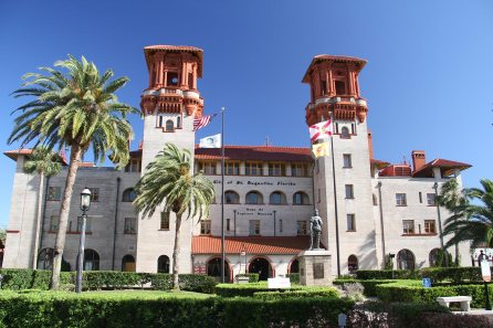 Lightner Museum in an historic hotel
