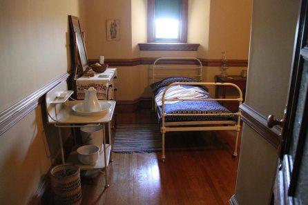 The servants quarters