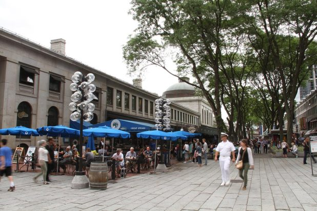 Faneuil marketplace