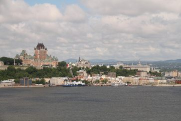 View from Lévis