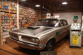 Pontiac automobile museum