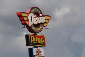 Dixie's truck stop