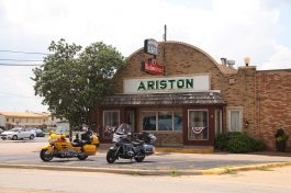 Ariston Cafe, Litchfield
