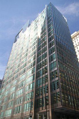 Steel Inland building