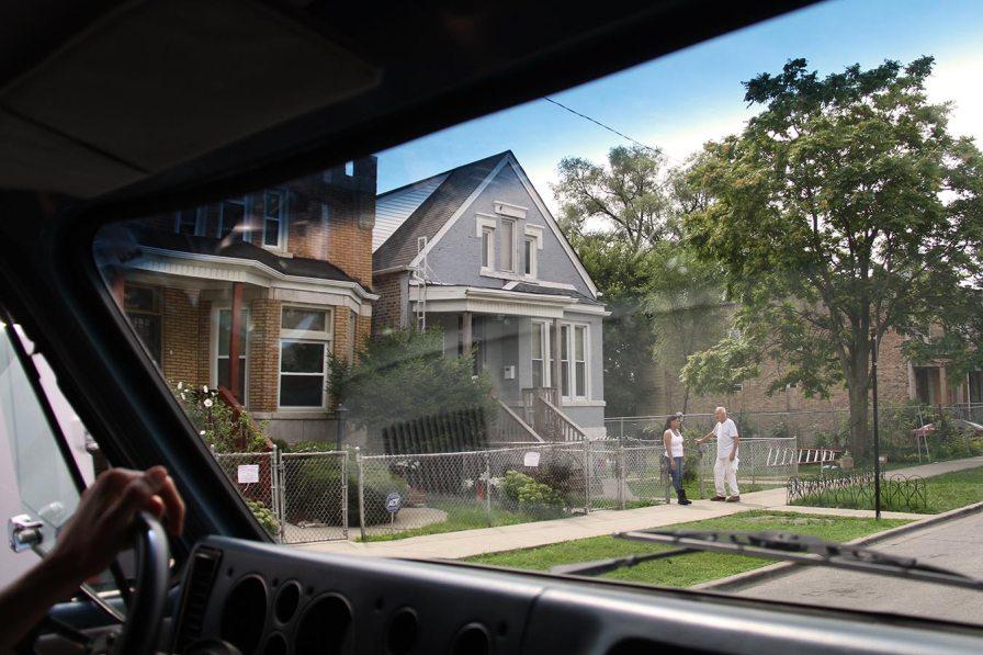House used in Shameless TV show