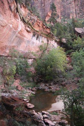 Lower Emerald pool