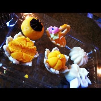 artystyczne słodycze
