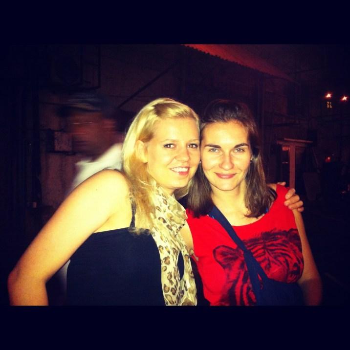 Suzi i Ela