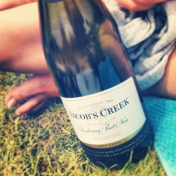 wino piknikowe