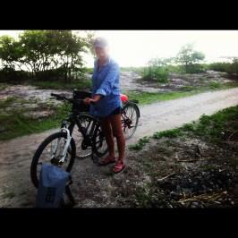 z rowerami