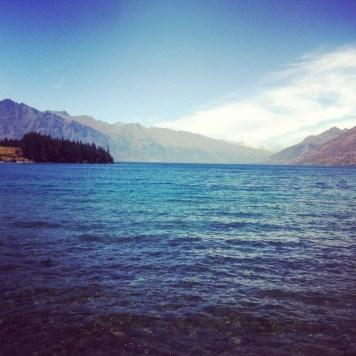 góry+jezioro+28 stopni