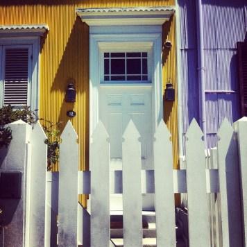 i domy kolorowe