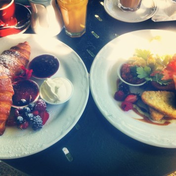 śniadanie pierwsza klasa