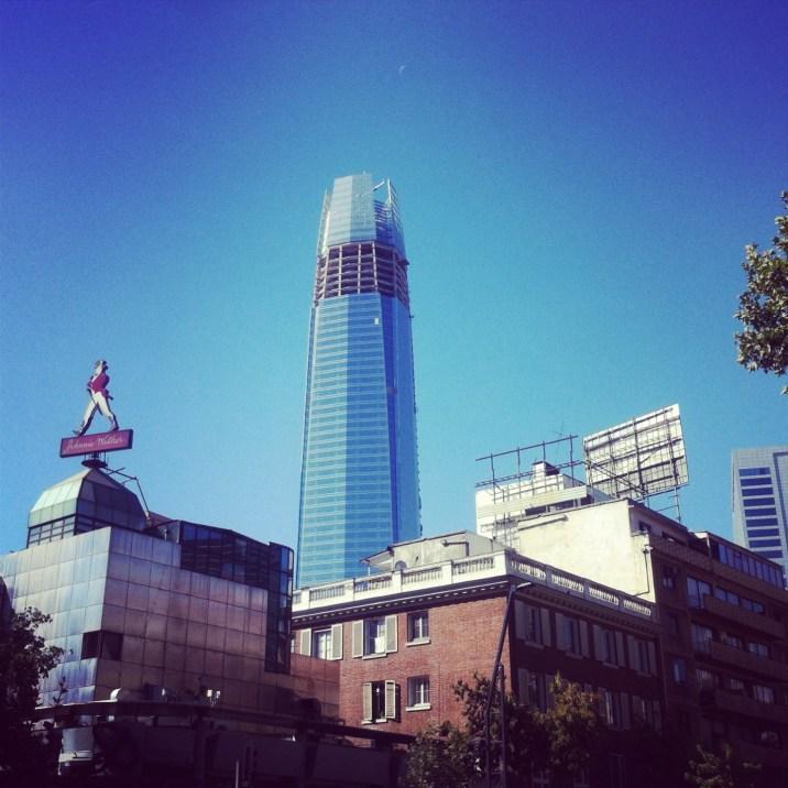 najwyższy budynek Ameryki Łacińskiej