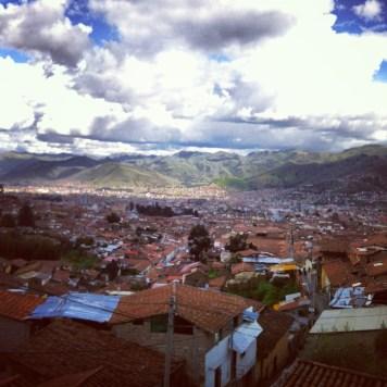 Cuzco i góry