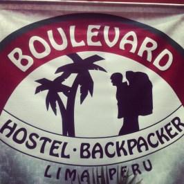 hostel Miraflores