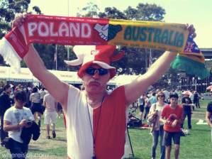 polska i australia