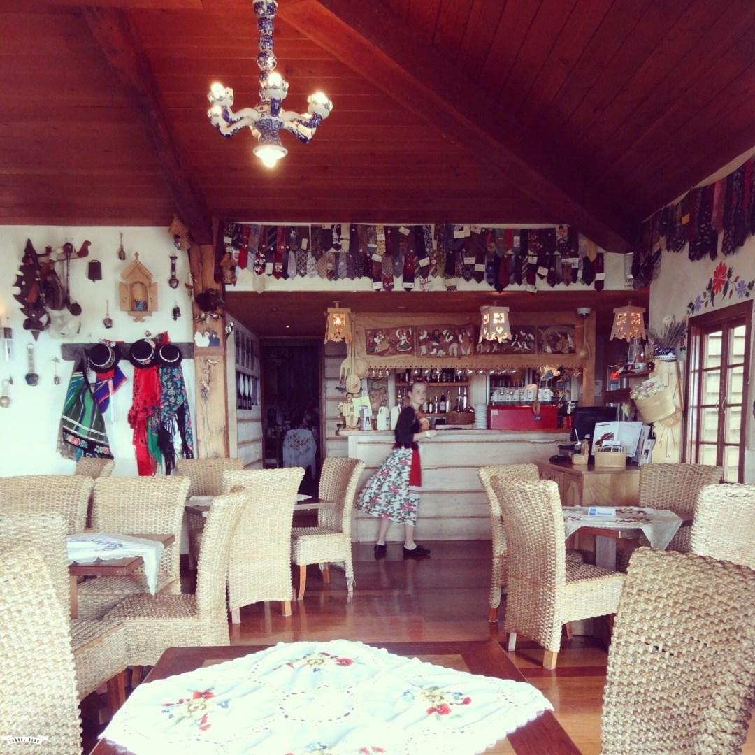 The Polish Place bar