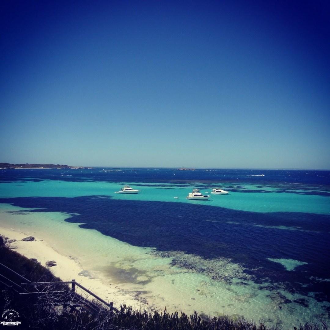 Rottnest Island zatoka