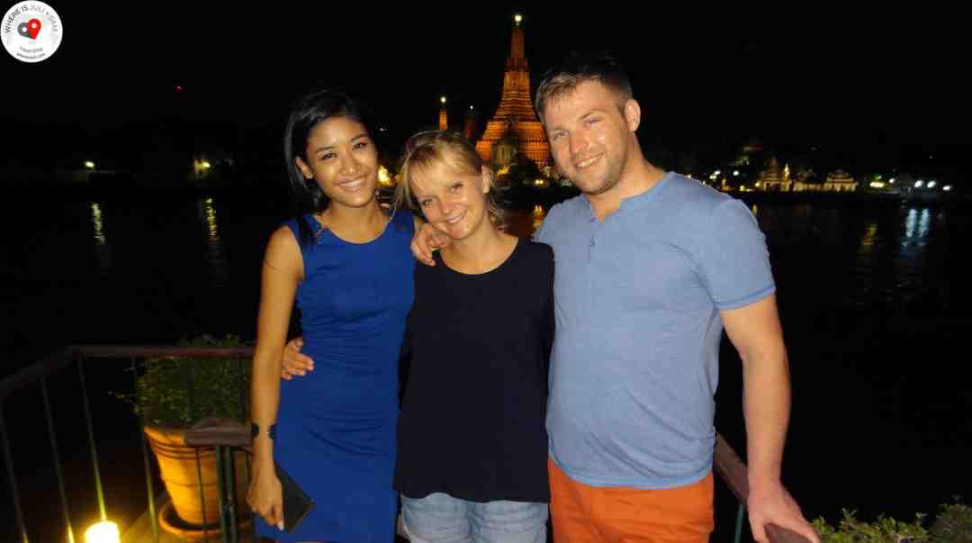 Tajemnicze miejsce w Bangkoku