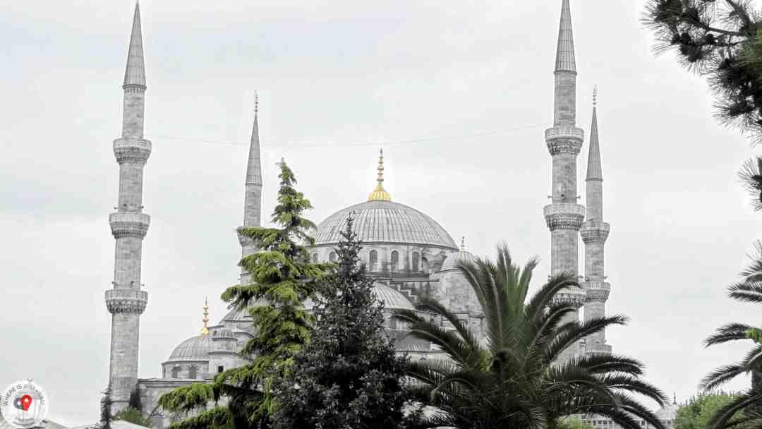 meczet stambul