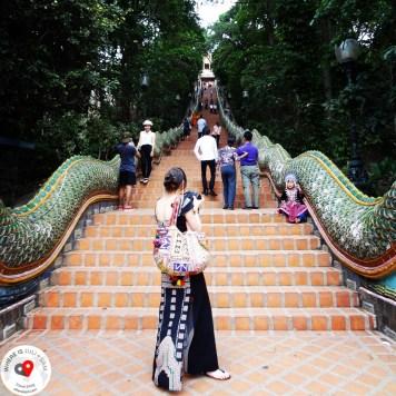 Naga Serpent Staircase