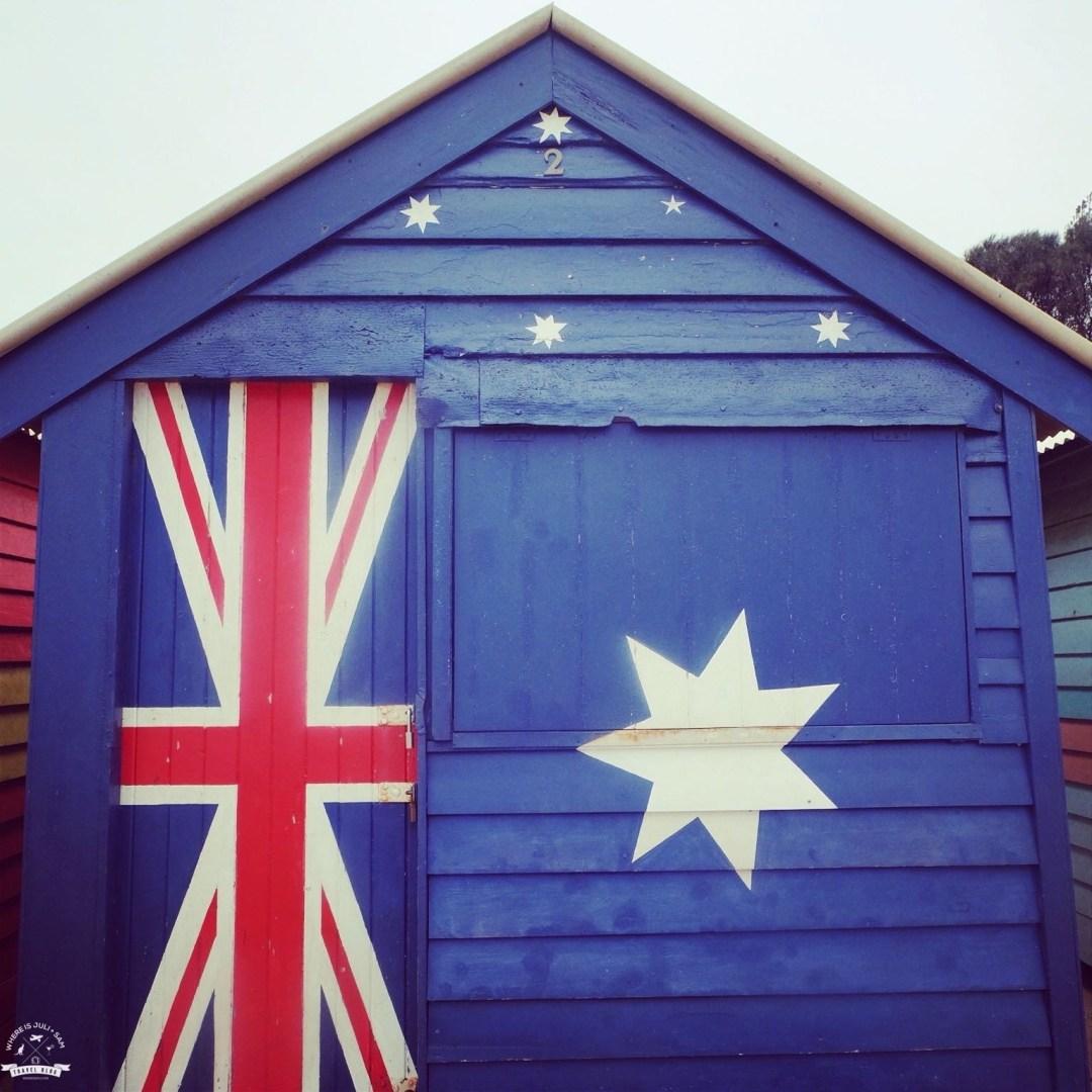 Australijski domek w Brighton