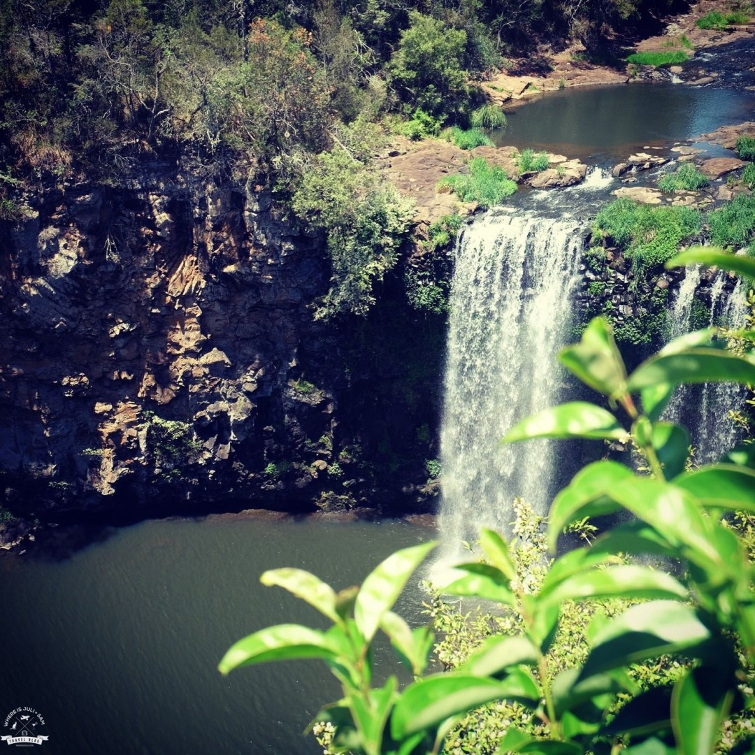 wodospad Dangar
