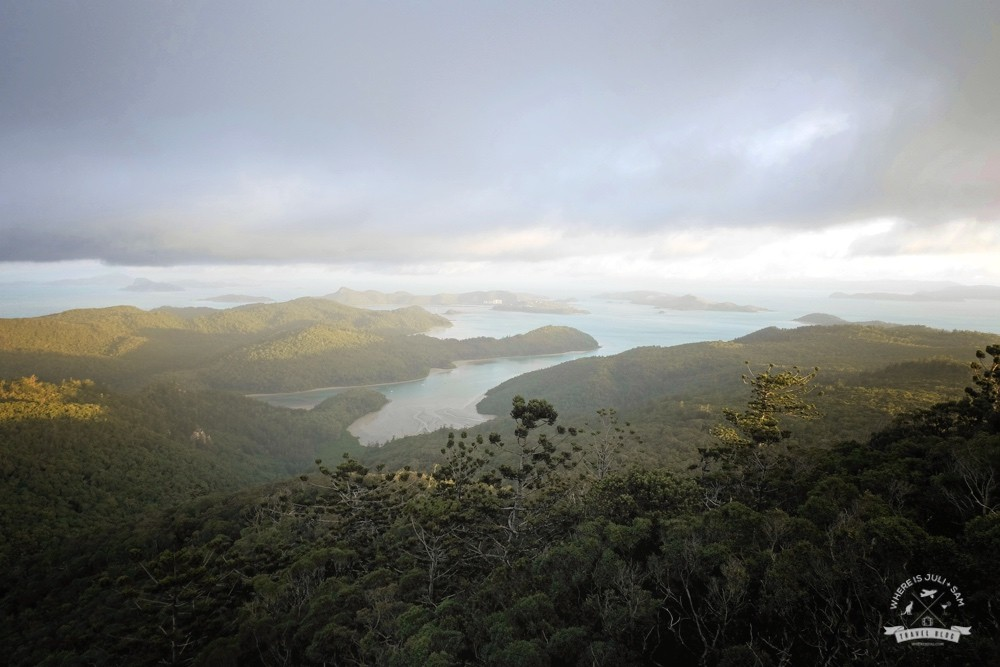 Whitsunday Peak widok