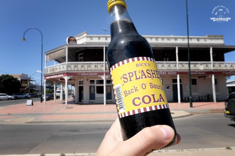 Outback Coca Cola