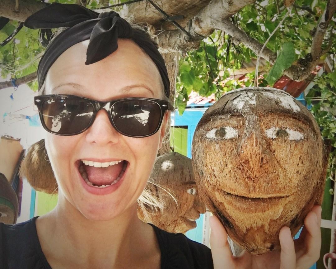 Julia i kokos