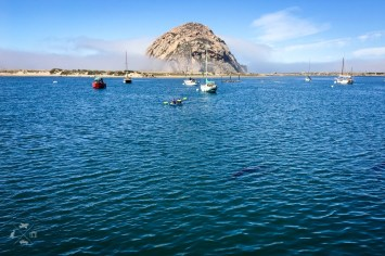 Trasa San Francisco Los Angeles Morro Bay