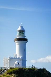 Trasa Sydney Brisbane latarnia w Byron Bay