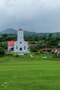 Kosciol na Taveuni