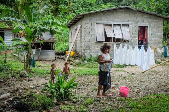Taveuni Coastal Walk wioska