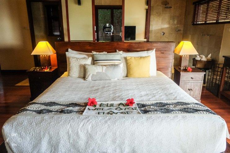 Nanuku Auberge Resort nasz sypialnia