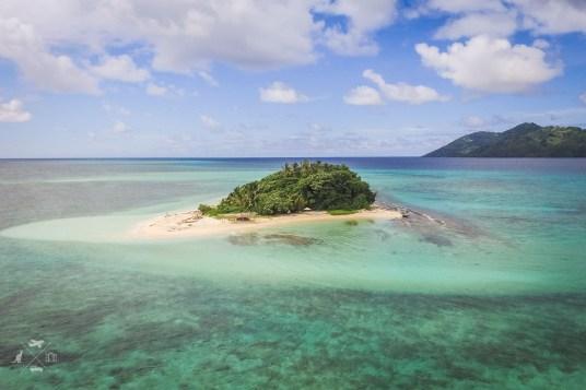 Nanuku Island Fidzi