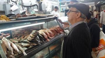 Mercado pescados