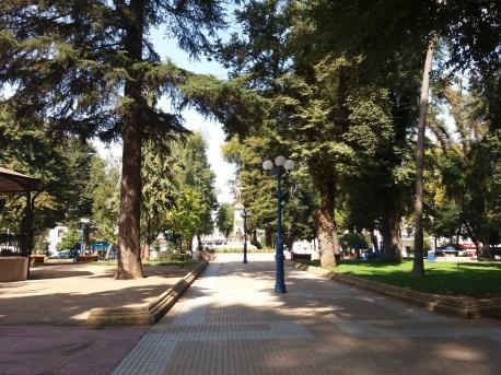 Plaza chillán