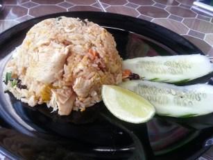 Random resto and order rice