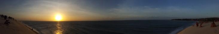 Duna por do Sol