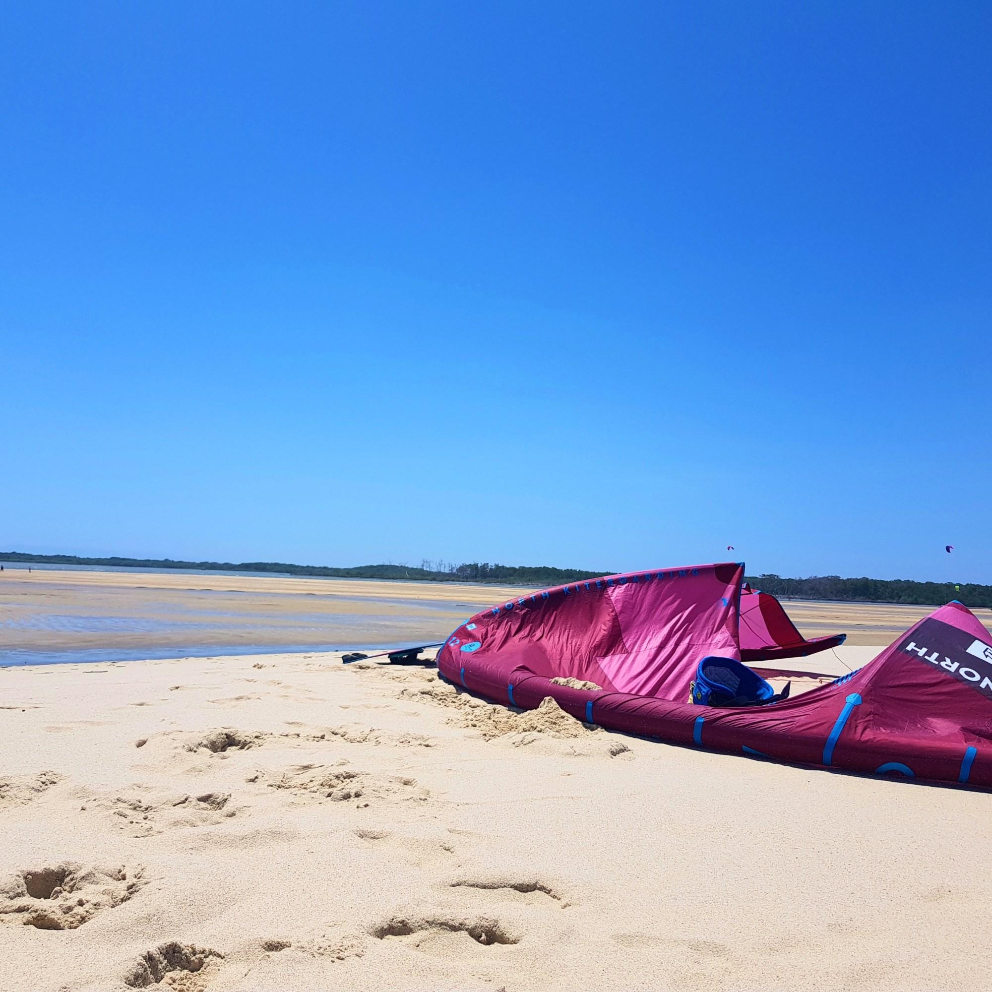 Spot de kite de Macapa, kite trip Brésil