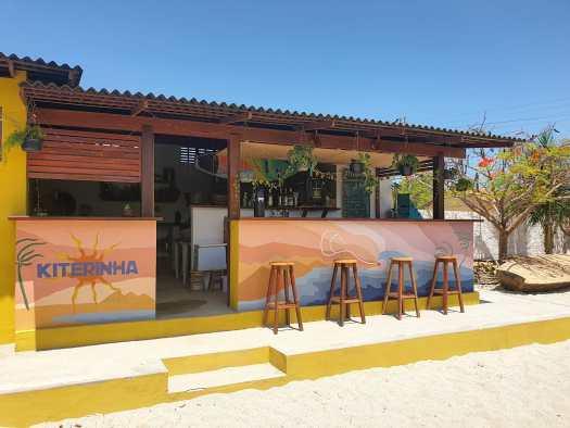Bar - Restaurant, Kiterinha, Macapa, Brésil kite trip