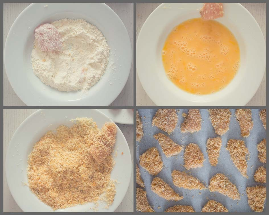 how to make chicken nuggets Copycat McDonalds Sweet and Sour Sauce Recipe   with Chicken Nuggets