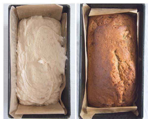 eggless banana bread vegan Eggless Banana Bread – Vegan Bread Recipe