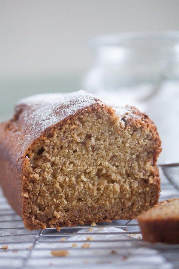 eggless vegan banana cake 8 Eggless Banana Bread – Vegan Bread Recipe
